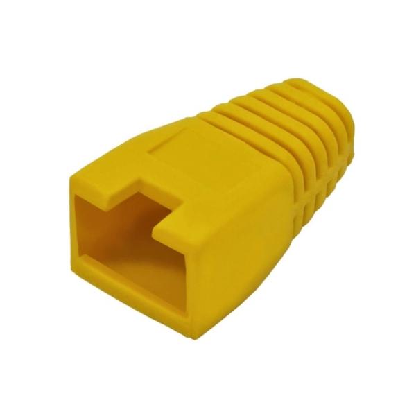 Linkbasic RJ45 Boots (Yellow)