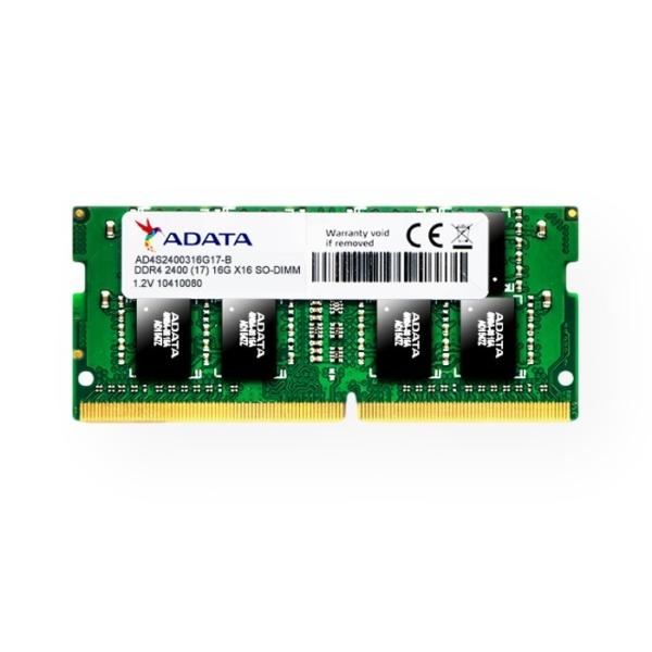 Adata 16GB DDR4 2400 Notebook RAM