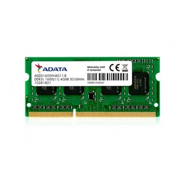Adata 8GB DDR3L 1600 Notebook RAM