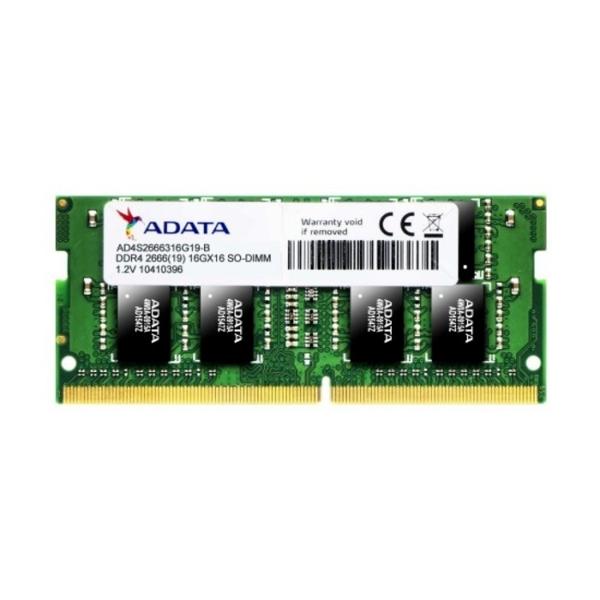 Adata 16GB DDR4 2666 Notebook RAM