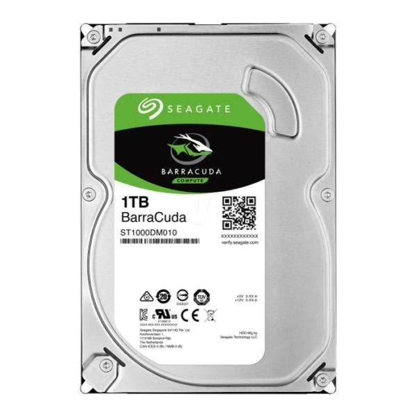 Seagate ST1000DM010 Desktop HDD - 1TB